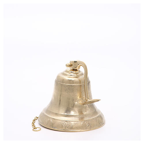 Altar bell, Angel model with wall fitting 14cm 5