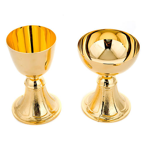 Chalice and Ciborium with base 2