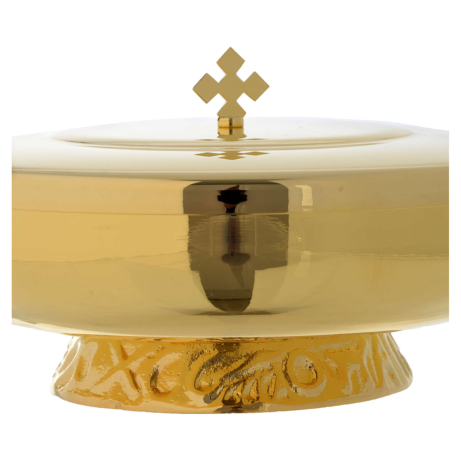 Ciborium bowl with lid 4