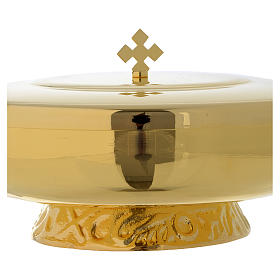 Ciborium bowl with lid s3