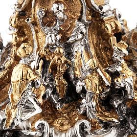 Calice argento e Pisside dorata argentata natività s12