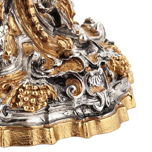 Calice argento e Pisside dorata argentata natività 9