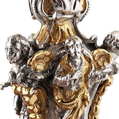Calice argento e Pisside dorata argentata natività 19