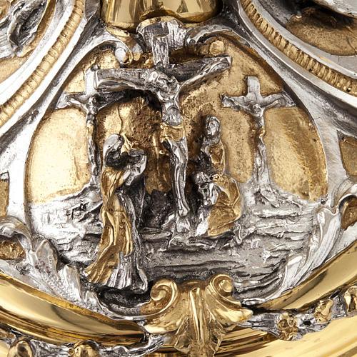 Calice argento e Pisside annunciazione crocifissione natività 9