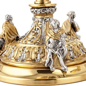 Chalice and ciborium Putti s4