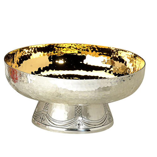 Mass paten with arch decorations 1