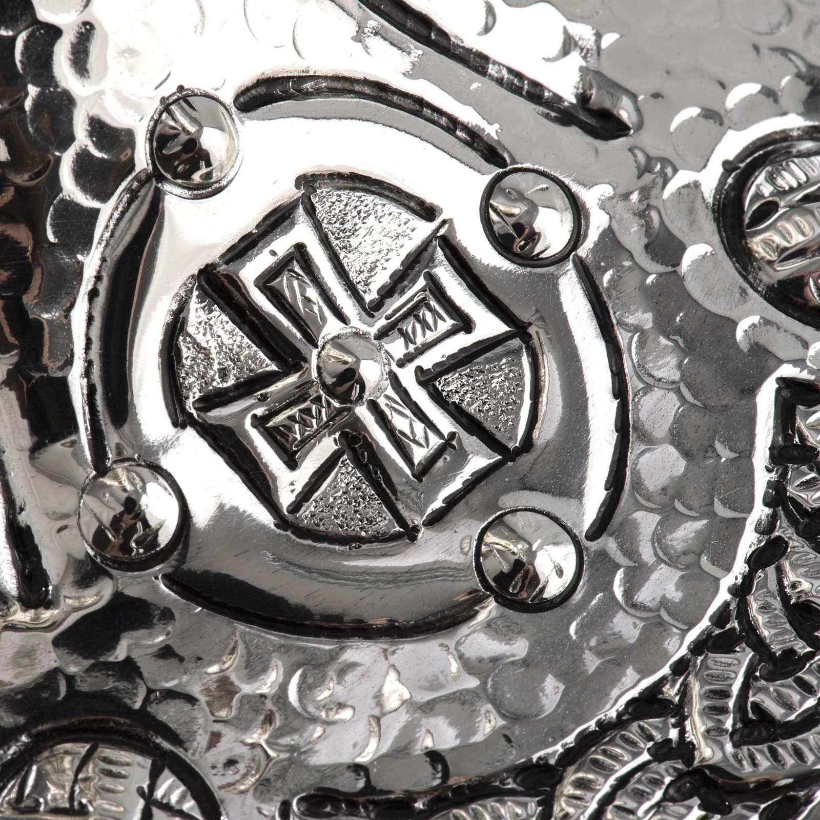Calice coppa argento 925 e patena 4