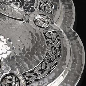 Calice coppa argento 925 e patena s10