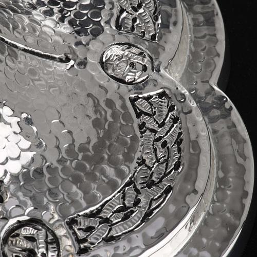 Calice coppa argento 925 e patena 10