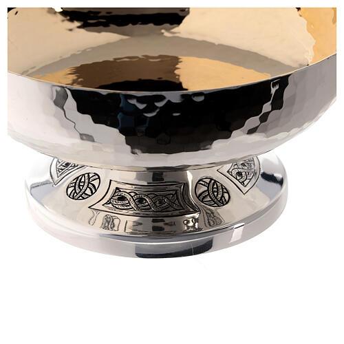 Calice coppa argento 925 e patena 7