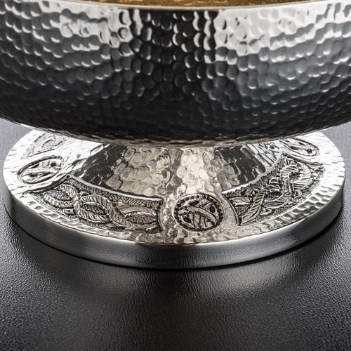 Chalice and paten 9