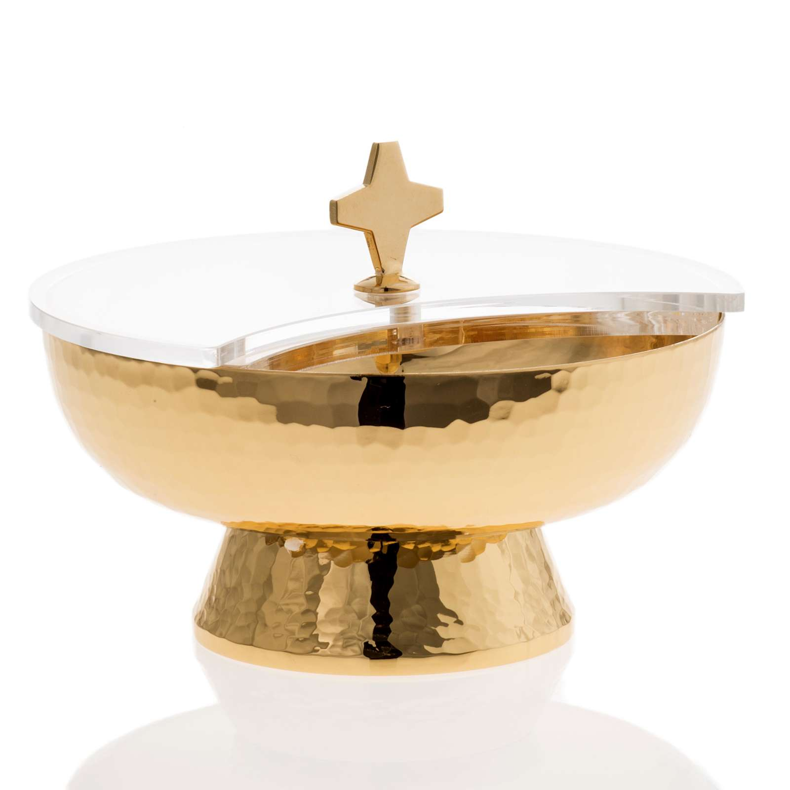 Ciborium with plexiglass lip 4