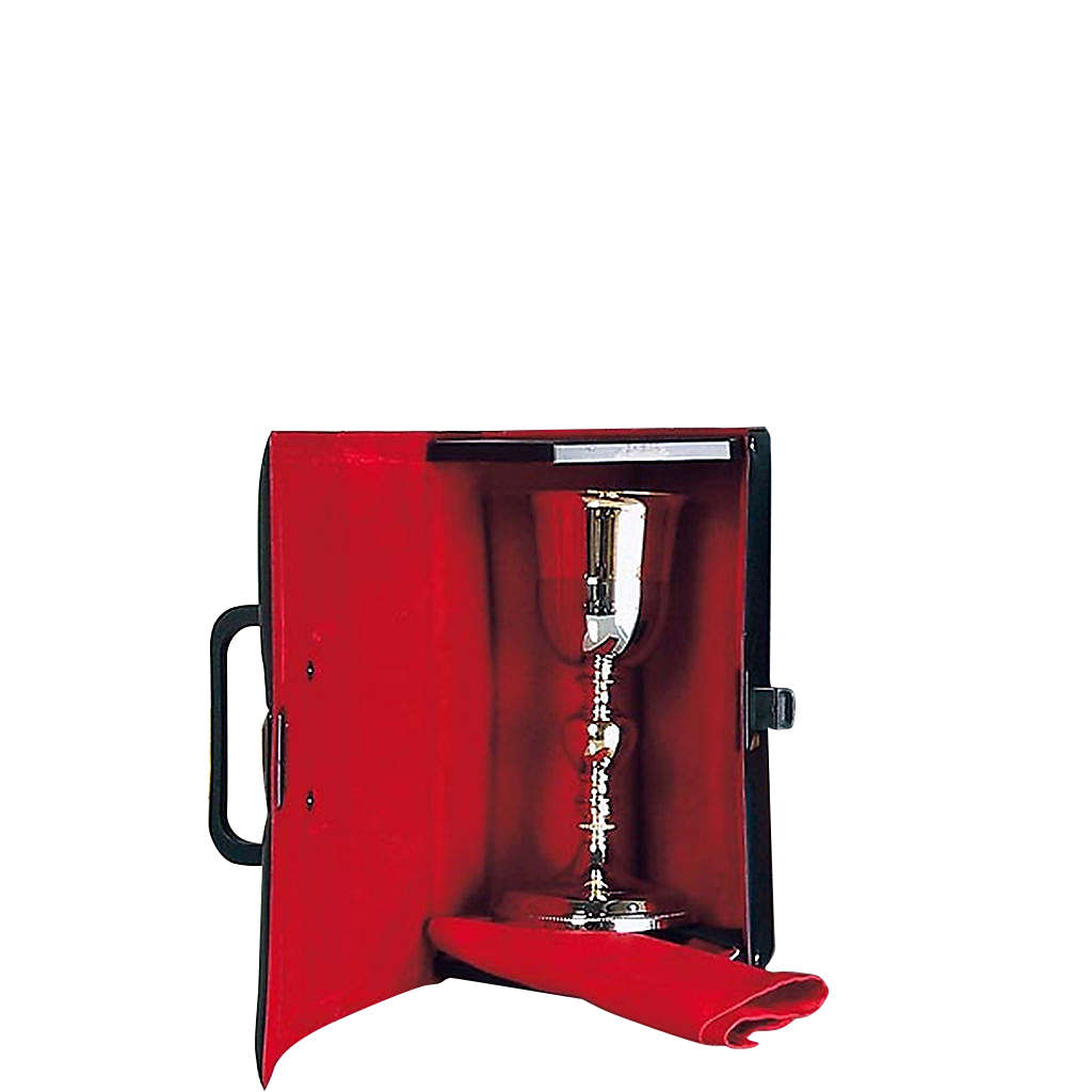 Chalice case with red lining 4