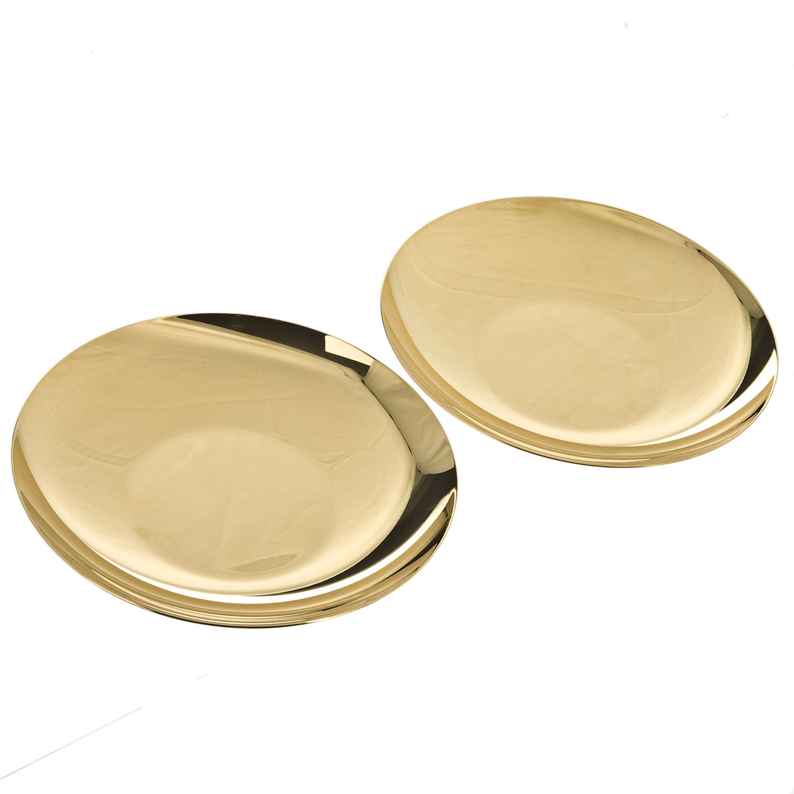 Paten with rounded bottom 4