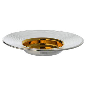 Paten with decorated border, Saint Anselm model s3