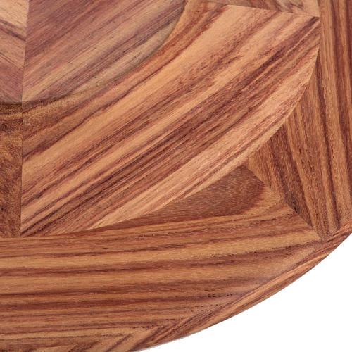 Patena de metal y madera Mod. Essentia 5