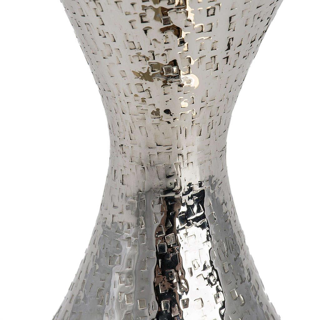 Calice mod. Ventus métal argenté doré 4
