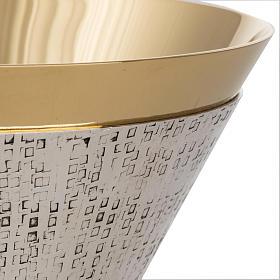 Calice mod. Ventus métal argenté doré s5
