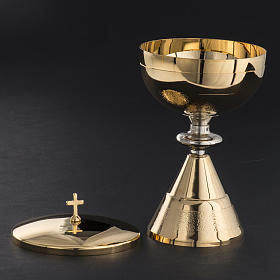 Chalice and Ciborium, Knurled finishing s6
