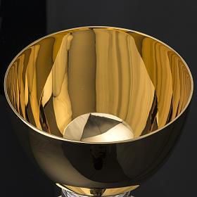 Calice Molina ottone dorato s6