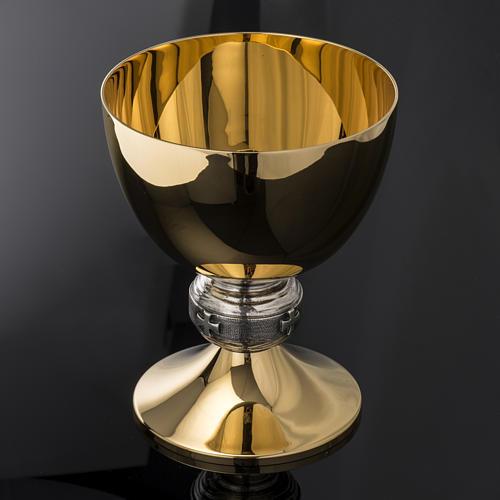 Calice Molina ottone dorato 2