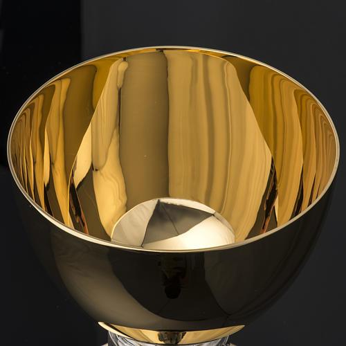 Calice Molina ottone dorato 6