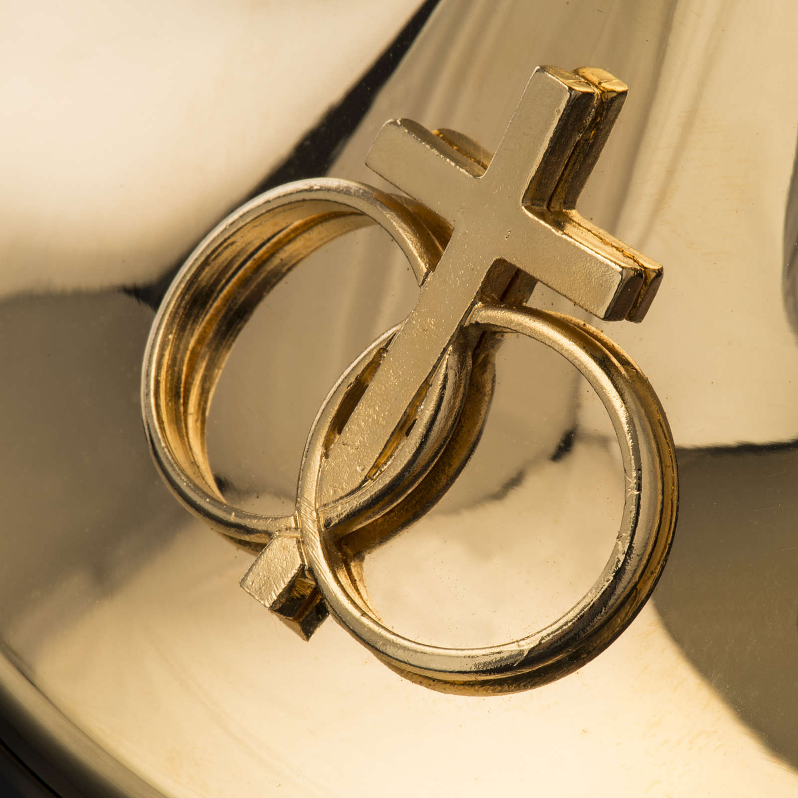 Calice Molina ottone celebrazione Matrimonio 4
