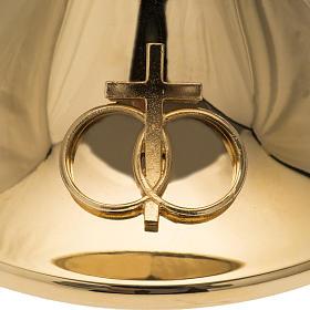 Calice Molina ottone celebrazione Matrimonio s5