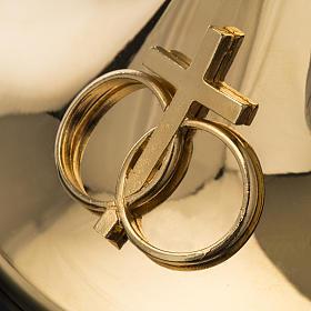 Calice Molina ottone celebrazione Matrimonio s7