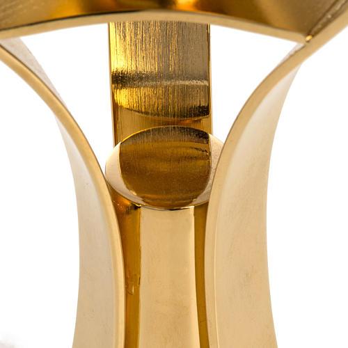 Calice mod. auxilium dorato 9