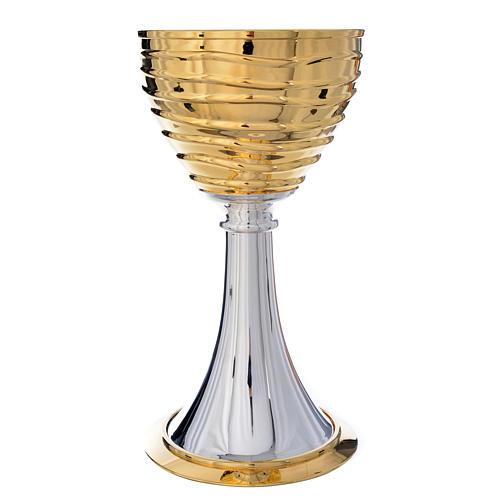 Kielich model Święty Michał 2