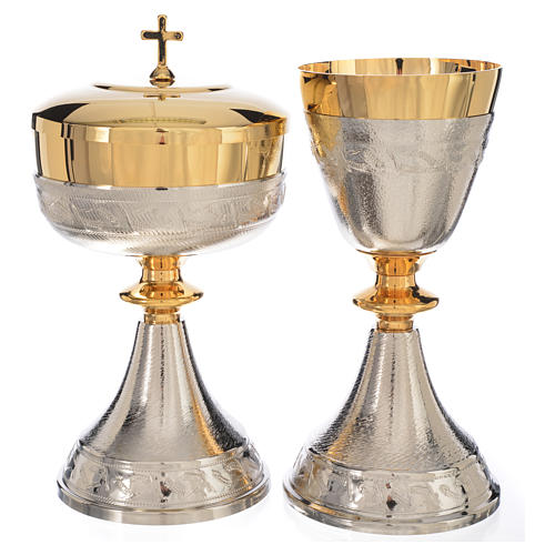 chalice ciborium with ears of wheat decoration online sales on