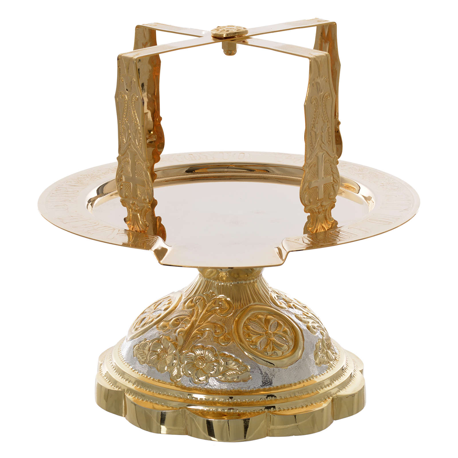 Set calice disco posate Liturgia Ortodossa 4