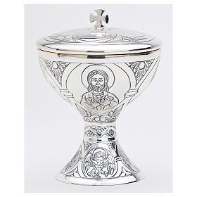 Pisside Molina Tassilo San Pietro argento massiccio 925 s1