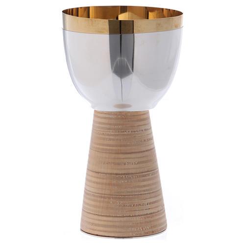 Chalice Saint Bernard model 20 cm 1