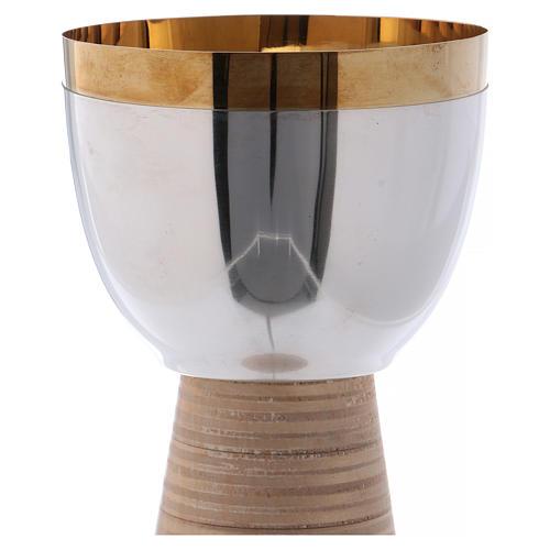Chalice Saint Bernard model 20 cm 2