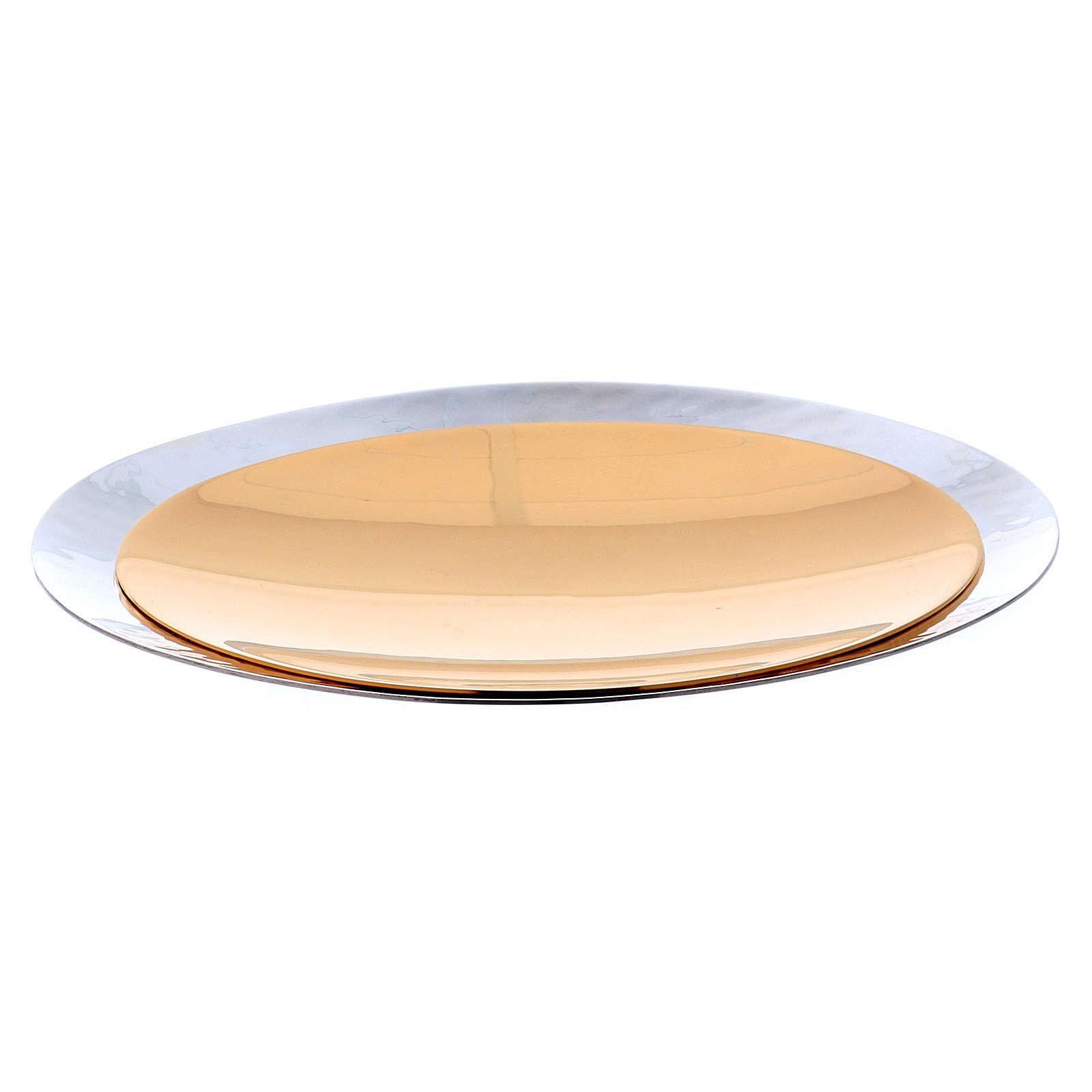 Paten Ventus model in brass, 7.3 in diameter 4