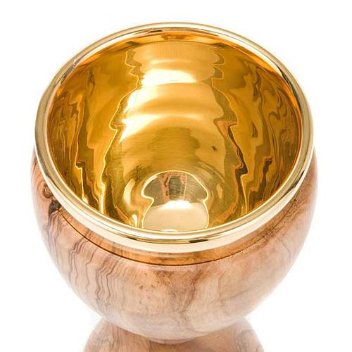 Calice olivo anello 2