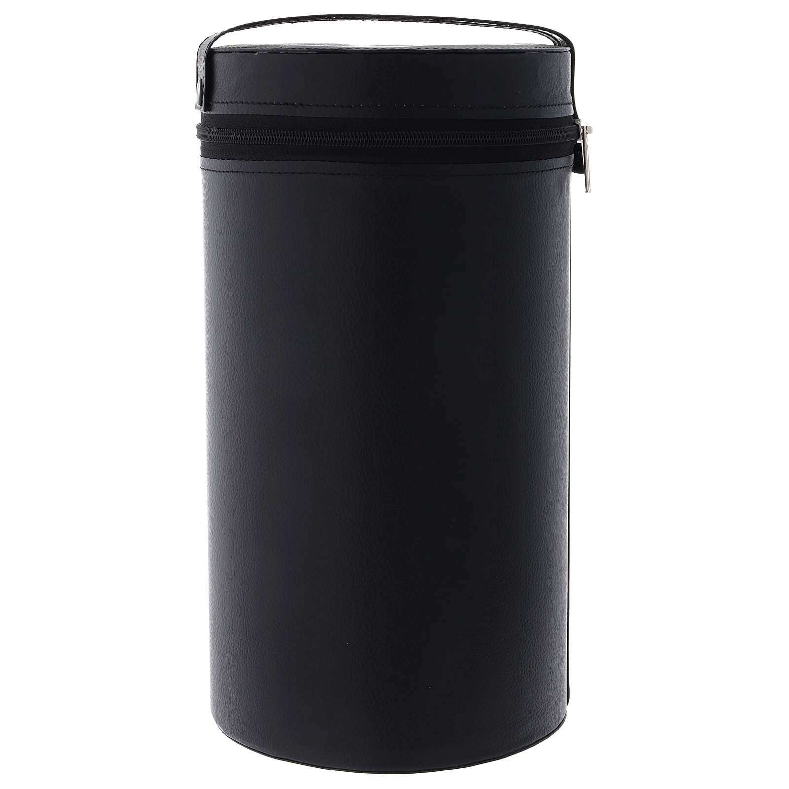 Bolso para cáliz cuero ecológico cremallera h 30 cm 4