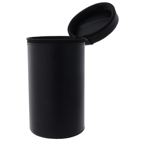 Bolso para cáliz cuero ecológico cremallera h 30 cm 2