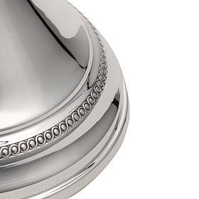 Calice e pisside argento lapislazzuli 800 mod. Freccia s3