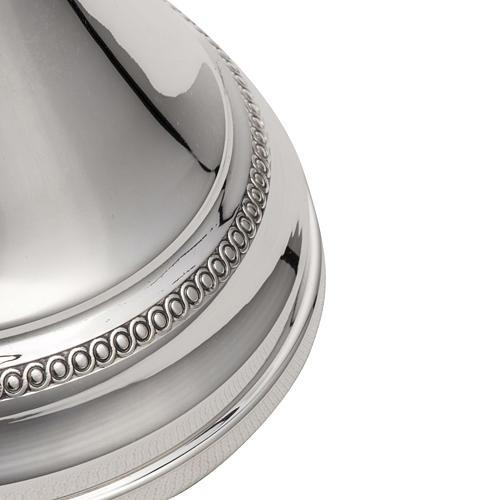Calice e pisside argento lapislazzuli 800 mod. Freccia 3