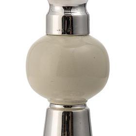 Calice e pisside argento 800 avorio mod. Delfino s4