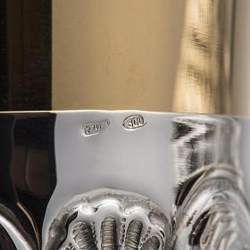 Calice e pisside argento 800 mod. Regolo s12