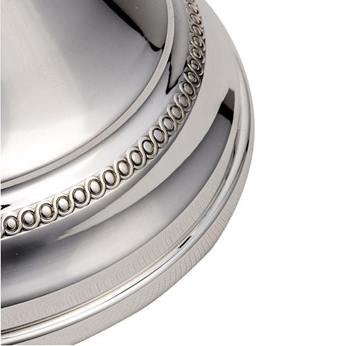 Calice e pisside argento 800 mod. Bussola 3