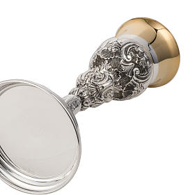 Calice e pisside argento 800 mod. Sagittario s7