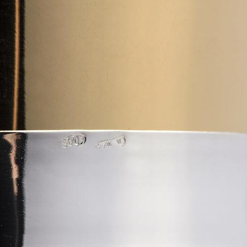 Calice e pisside argento 800 mod. Sagittario 6