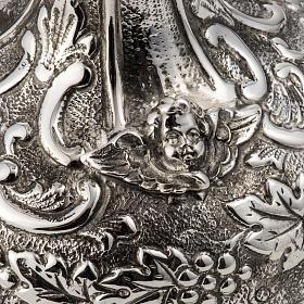 Calice et ciboire argent 800 mod. Vierge s10
