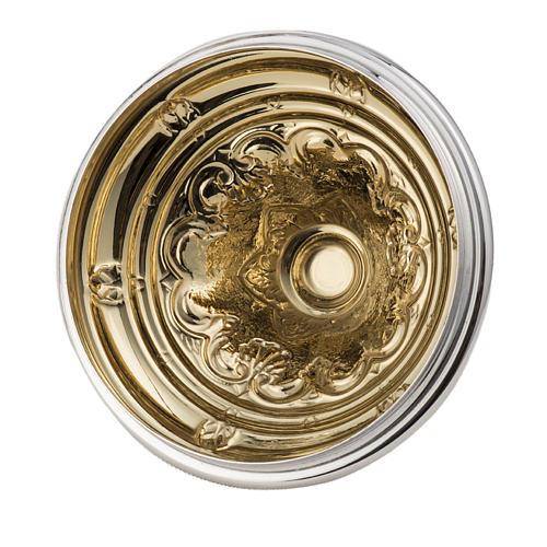 Calice et ciboire argent 800 mod. Vierge 6