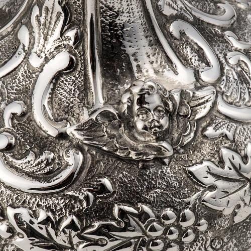 Calice et ciboire argent 800 mod. Vierge 10